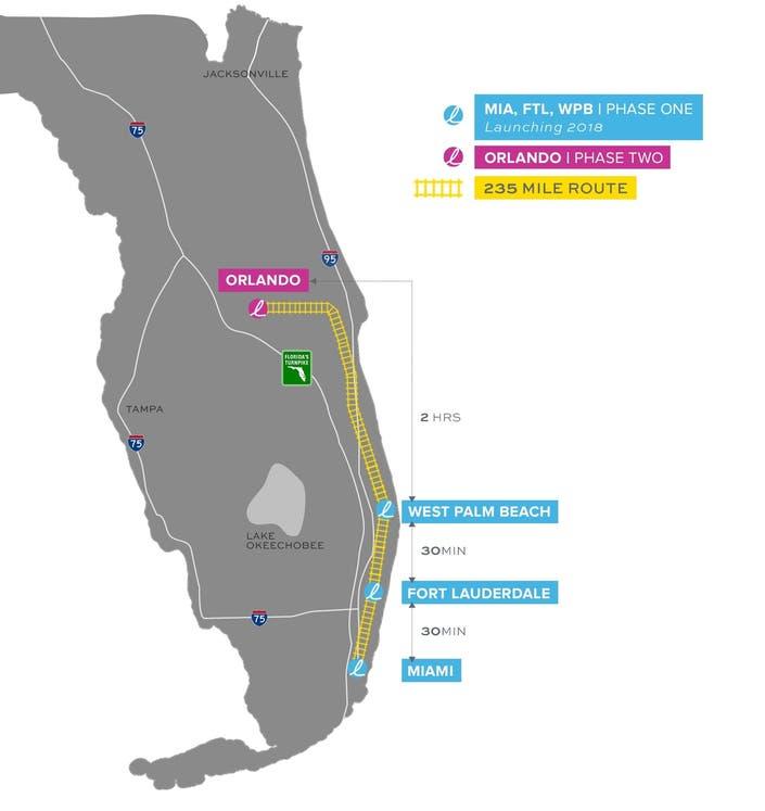 Brightline Rolls Into Miami Amid Safety Concerns | Aventura